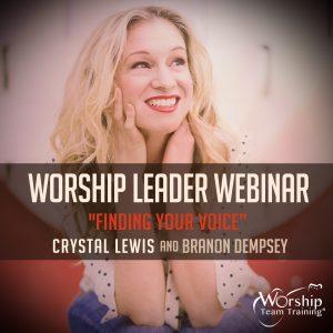 Crystal Lewis, CCM, Worship Team Training, Mentoring, @WorshipTTU, @worshiptt, @BranonDempsey, Branon Dempsey, https://wttu.co/mentoring, https://www.worshipteamtraining.com/mentoring, #WorshipTeamTraining, #Worship, Worship Training, Worship Leader Training, Mentoring, Church Worship Training, Church Music Training, @worshiptt, @BranonDempsey, #WorshipTeamTraining, #WorshipTeams, #WorshipLeaders, #WTTU University, Worship Team Training University