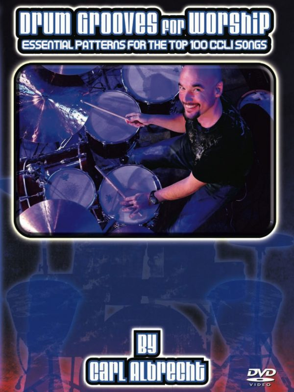 Drum Grooves for Worship (Digital Video Download)