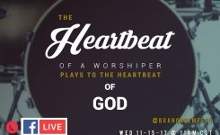 """Show #144   """"Drums In Worship"""" 11-15-17"""