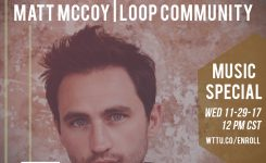 12pm 11-29-17 Loop Community / Presented by WTT Special Events