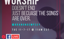 """Show #143 """"Worship Music Is Not…"""" 