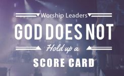 Worship Leaders Can't Settle For Praise (Show #116)