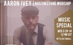Aaron  Ivey   Brown Bag Wednesday Music Special!