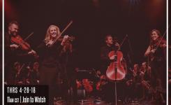 ANNIE MOSES BAND | WTTU Thursday Show 4-26-18