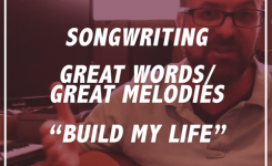 "5-1-18 ""Songwriting: Great Words / Great Music"""