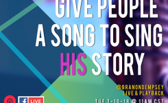 """Show #172  """"The Story Behind: We Will Dwell"""""""