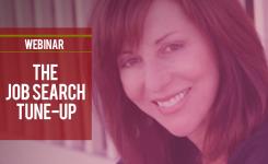 """The Job Search Tune-Up"" | Sally Morgenthaler Webinar – Webinar Replay!"