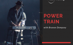 Band: Learning to Listen   Power Train