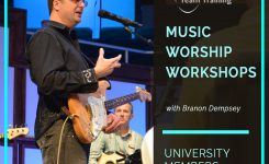 Worship Team Training Austin Workshop / Branon Dempsey