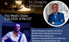 Branon Dempsey LIVE 1/26/20