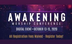 The Awakening Worship Conference TODAY / Register for Free!