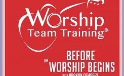 """How is Your Worship?"" 🙌 #BeforeTheWorshipBegins"