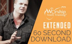 Extended ⏱ 60 Sec Download: WorshipLeader, understand who you are…